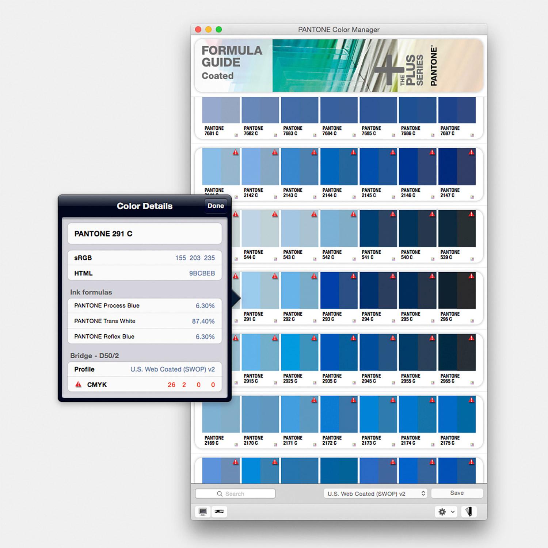 PSC-CM100 - Pantone Color Manager