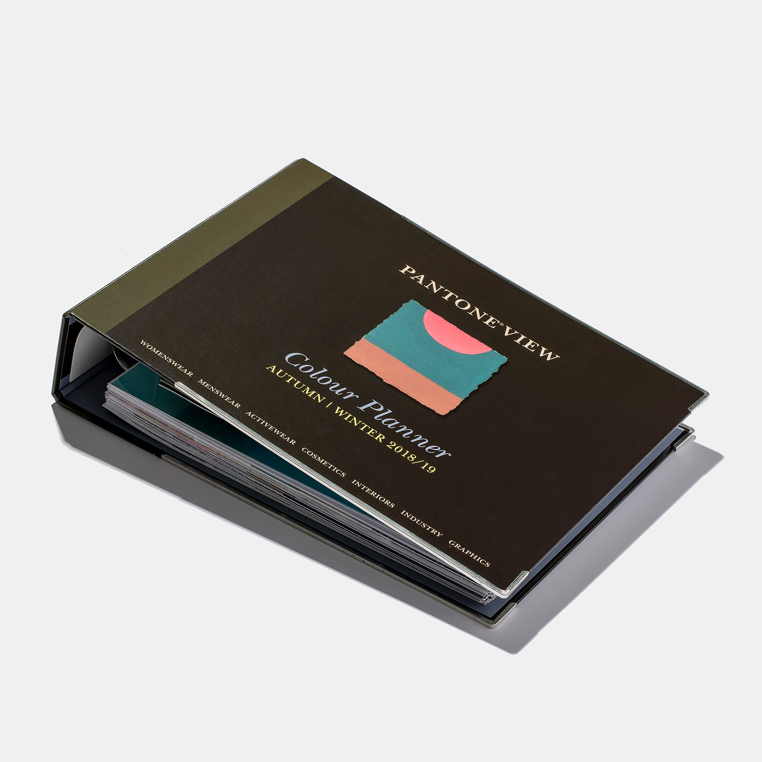 VCP-F18 - PANTONEVIEW Colour Planner - outono/inverno 2018/2019