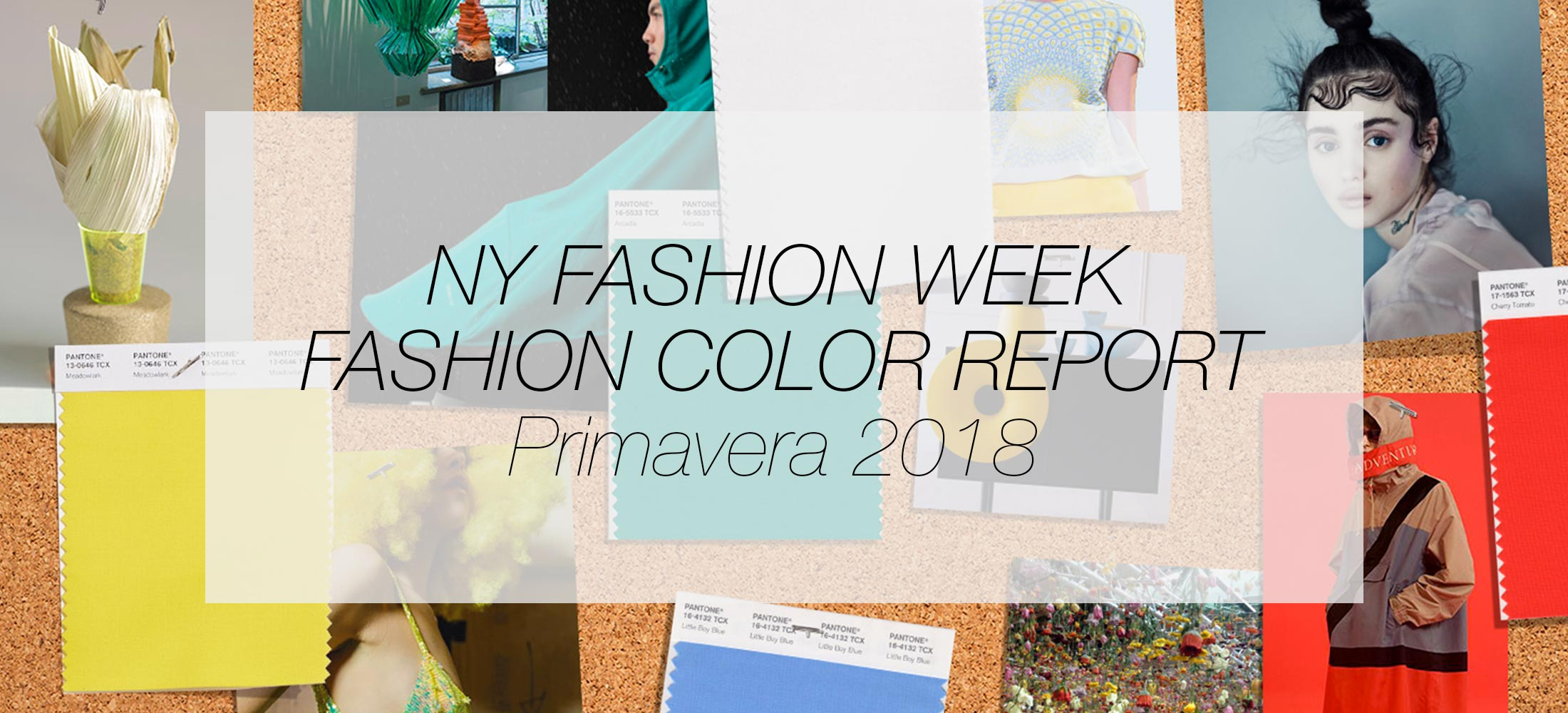 NY Fashion Week - Primavera 2018