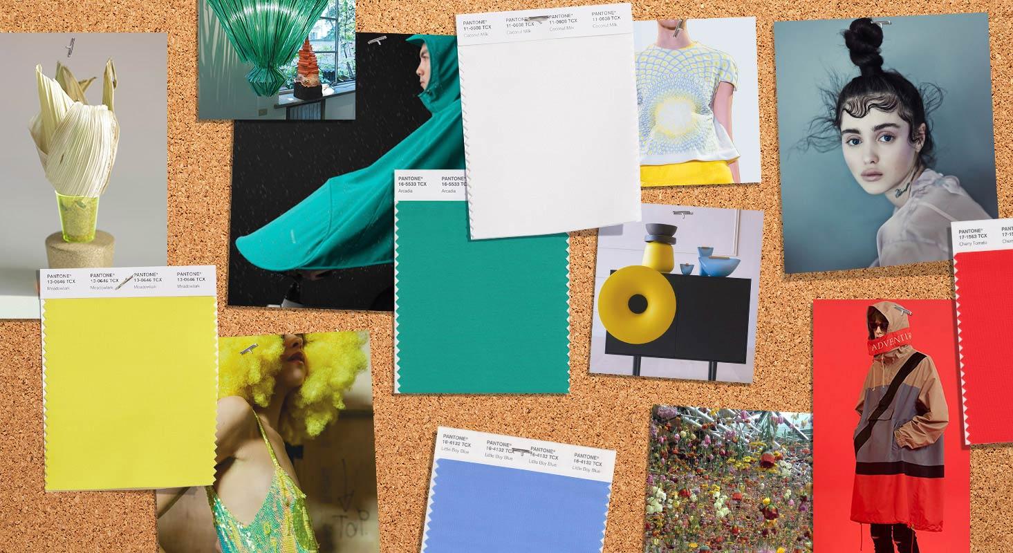 Pantone Fashion Color Trend Report New York Primavera 2018