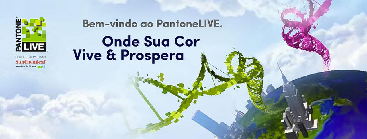 Pantone Live