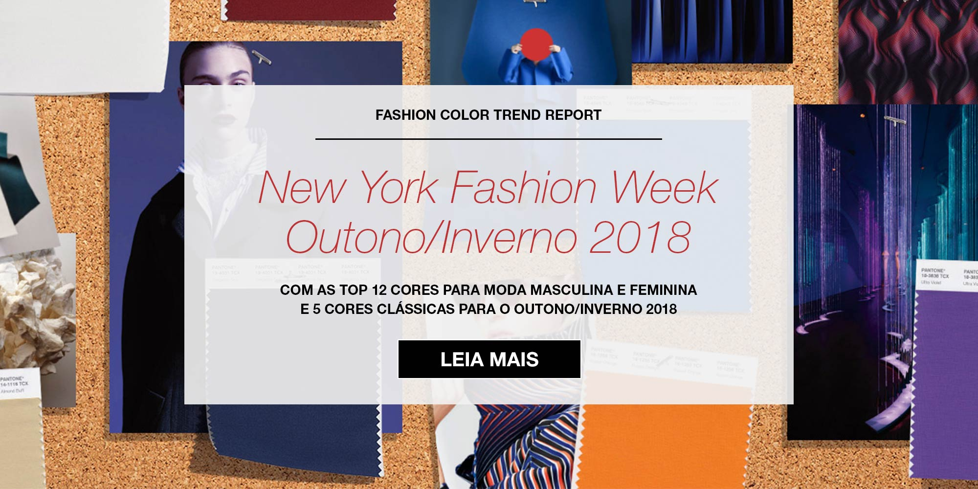 FCR - New York Fashion Week Outono Inverno 2018