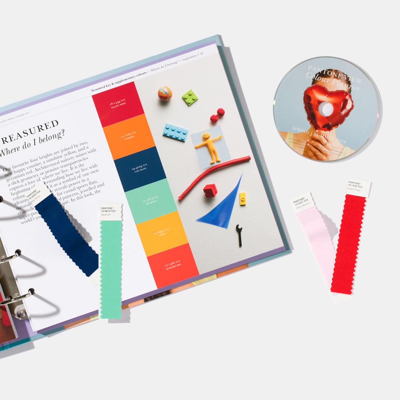 3e4b313ea PANTONEVIEW Colour Planner   Primavera/Verão 2019   Pantone