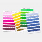 Chip Replacement Pages for Pantone Plus Series