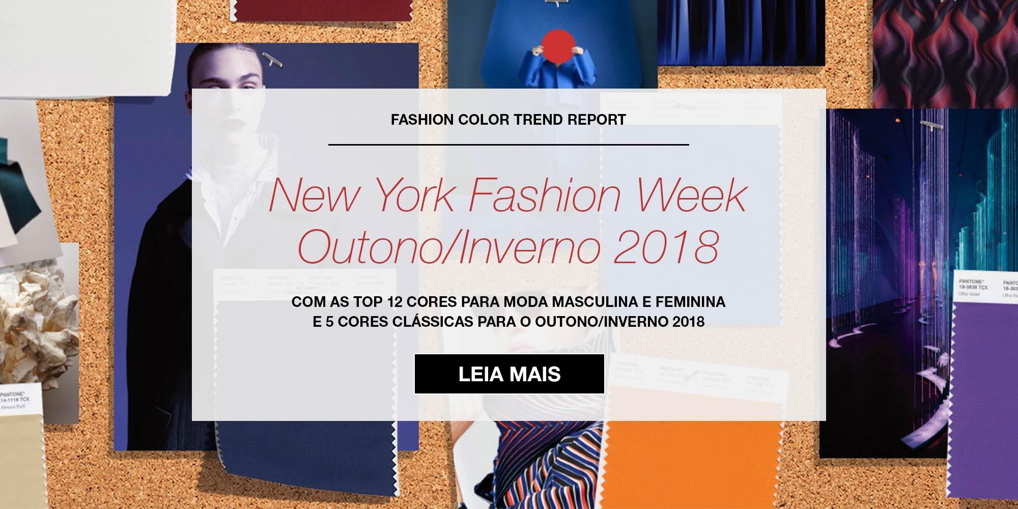 FCR - New York Fashion Week Outono Inverno 2018