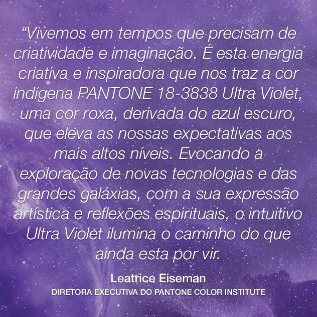 Leatrice Eiseman - Diretora do Pantone Color Institute