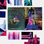 Pantoneview Home+Interiors 2019 - com amostras de algodão