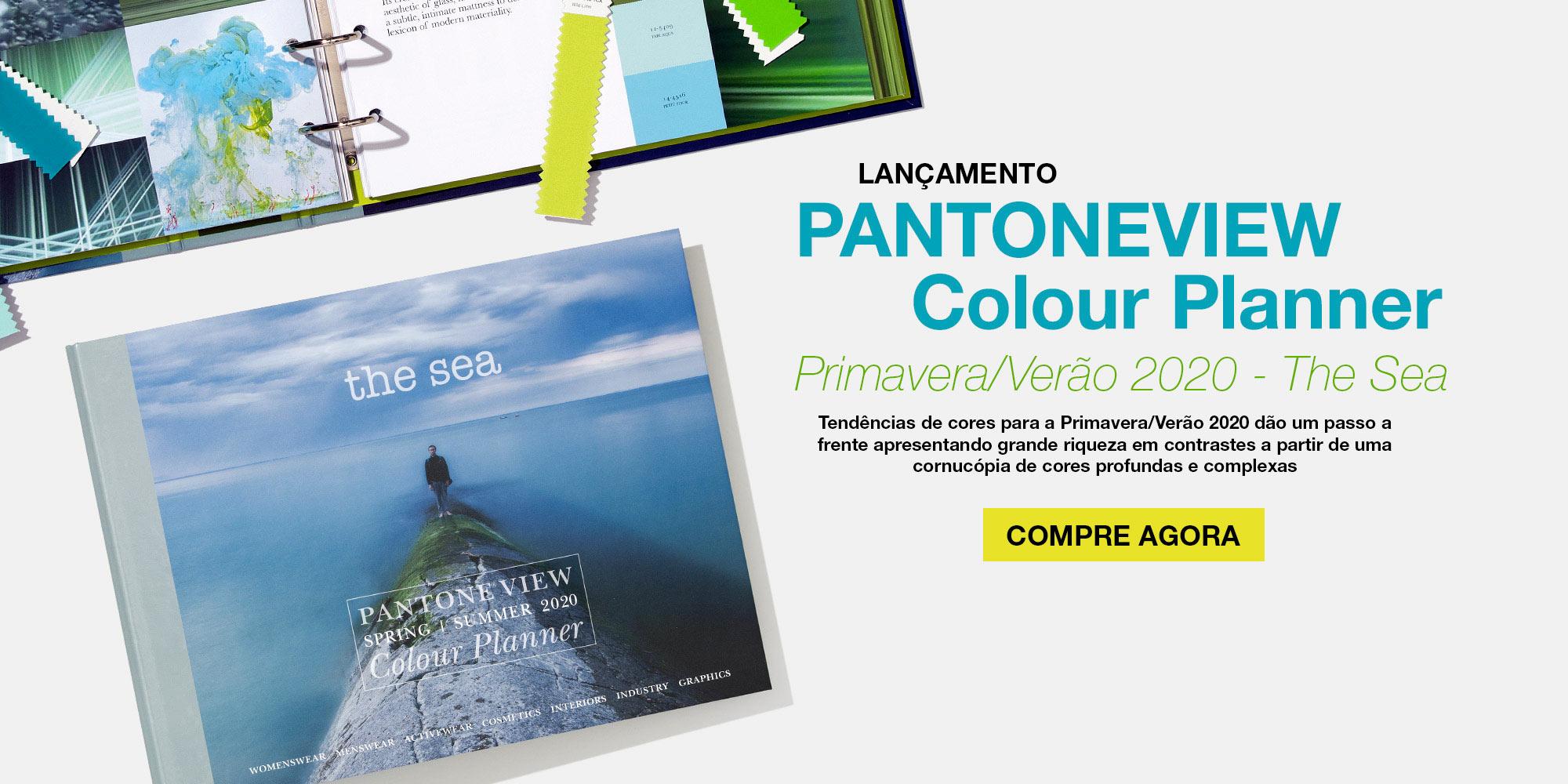 Pantoneview Colour Planner - Primavera/Verão 2020