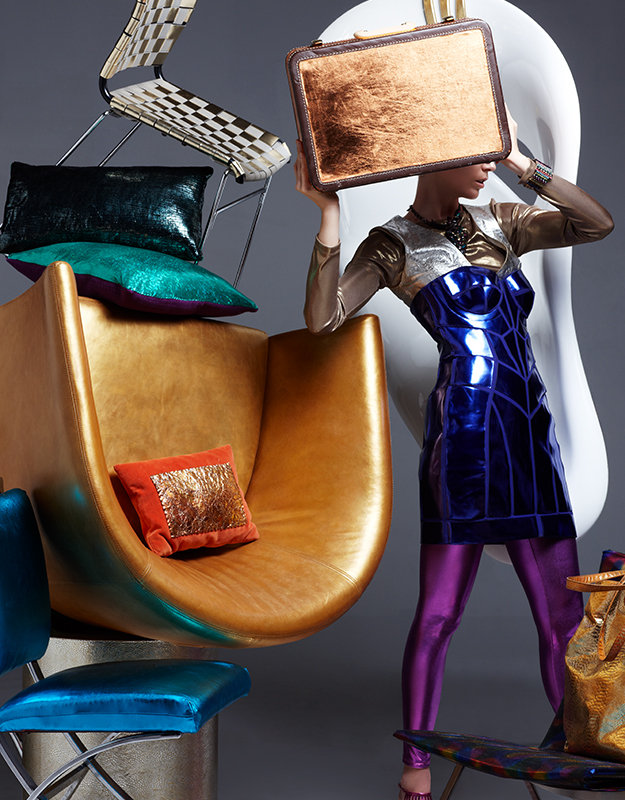 Fashion Home Interiors - MetallicShimmers