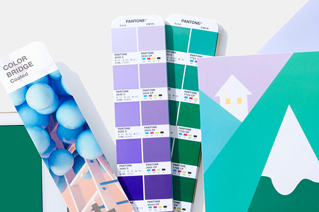 What Are Your Color Spaces? - Pantone