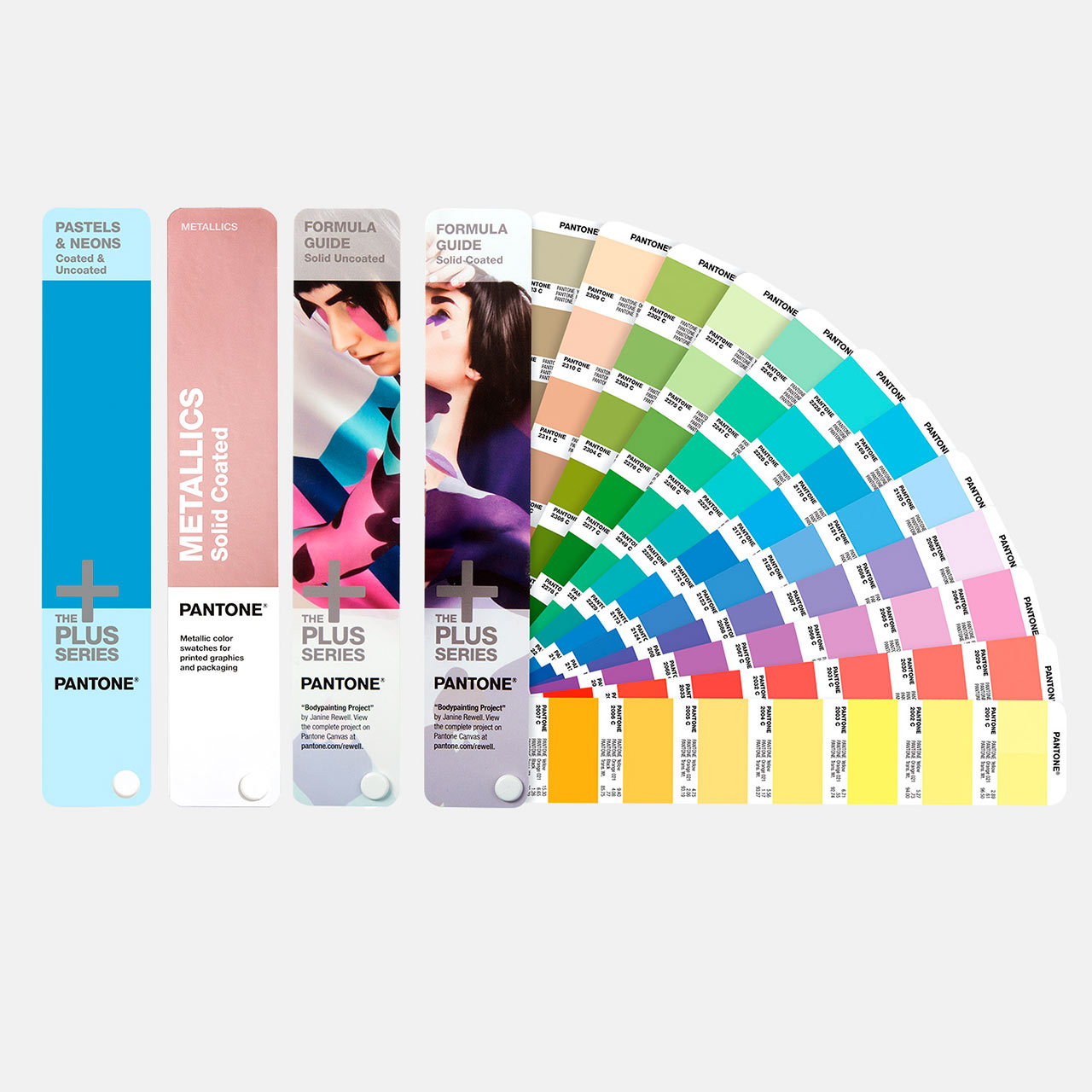 Novo Solid Guide Set - Pantone