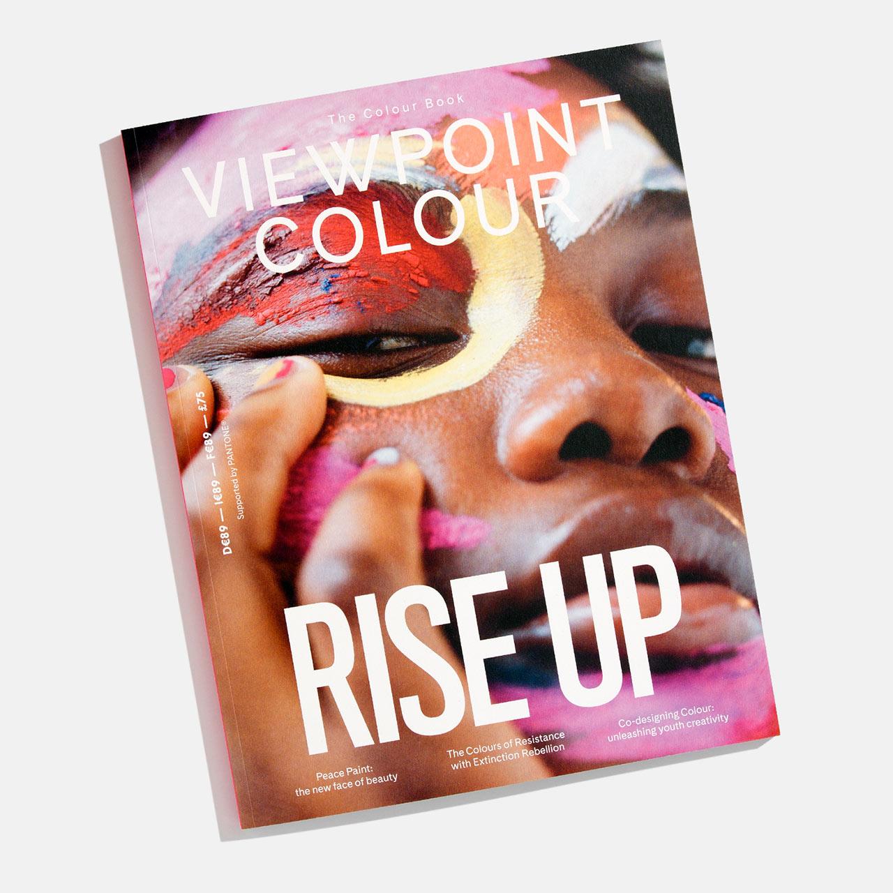 Viewpoint Colour - Edição nº 6   Pantone