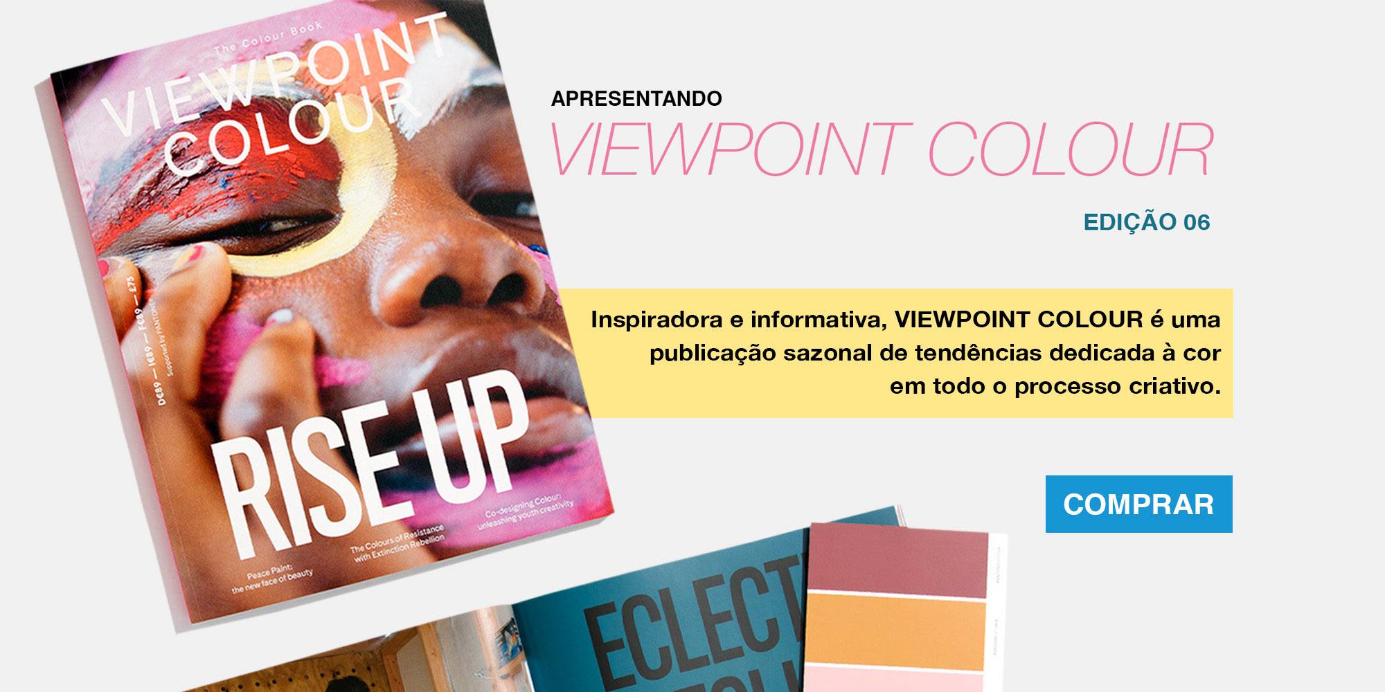 Viewpoint Colour - Edição nº 6 | Pantone