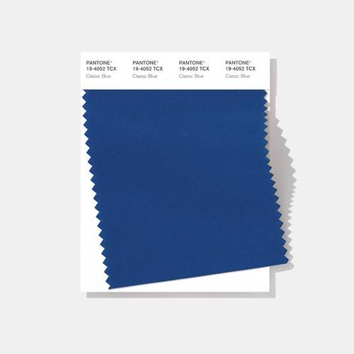 Classic Blue Fonte Pantone